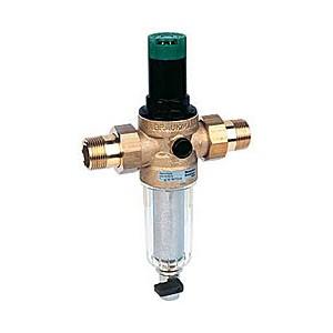 """Фильтр Honeywell FK06-1АА с редуктором давления для холодной воды (подключение 1"""")"""