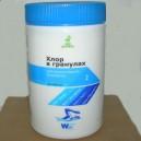 Хлор в гранулах, 1 кг
