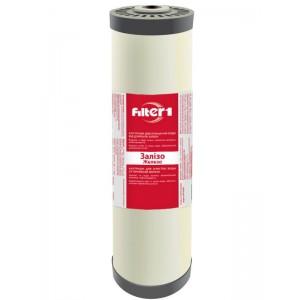 Картридж  для удаления железа Filter1 4,5 x 20″