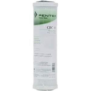 Картриджи Pentek СBC-10 (угольный брикет) 0,5мкм
