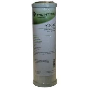 Картриджи Pentek SСBC-10 (угольный брикет) 0,5мкм