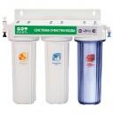 Тройной фильтр RAIFIL PU905-S3-WF14-PR-EZ с умягчением