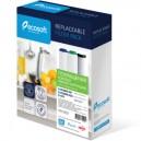 Комплект картриджей Ecosoft улучшенный для тройных фильтров 3000 литров